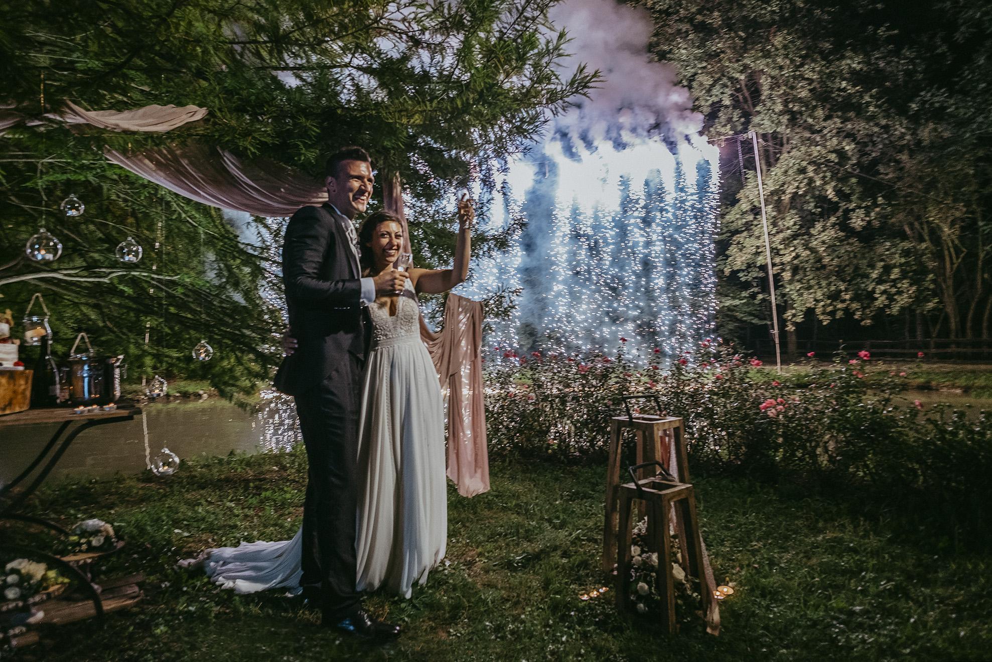 Melissa & Luca matrimonio a Bologna