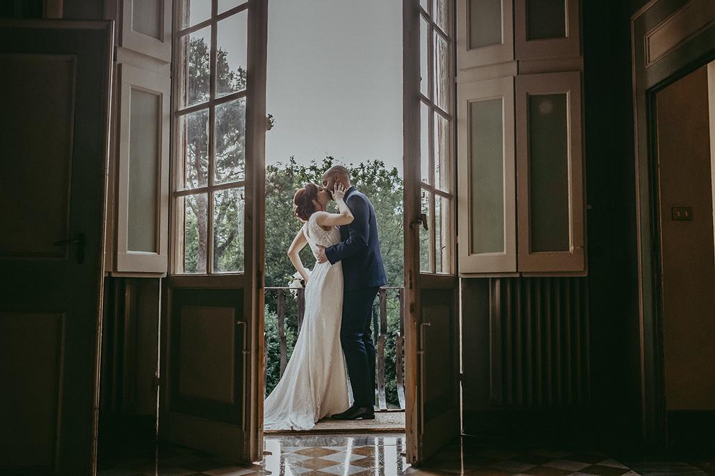 Fabio e Giulia matrimonio elegante a Bologna